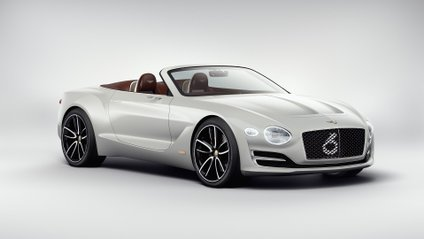 Bentley - фото 1