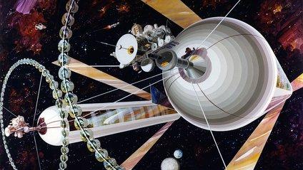 """Британці створюють """"місто"""" у космосі - фото 1"""