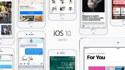 iOS 10.3 - фото 1