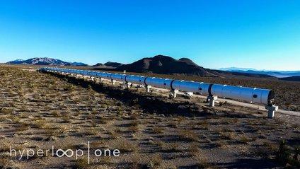 Hyperloop One - фото 1