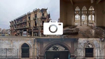 Без гостей: фоторепортаж з покинутих готелів у Сирії - фото 1