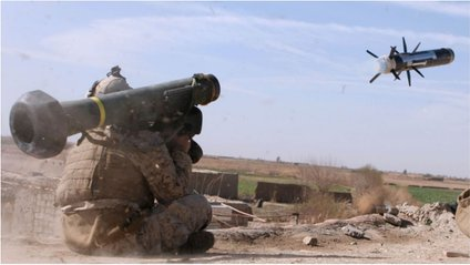 Javelin у дії - фото 1