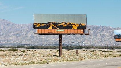 """Втрачений пейзаж: проект про """"взаємодію"""" реклами і природи - фото 1"""