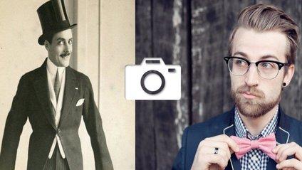 Як змінювалися еталони чоловічої краси за останні сто років - фото 1
