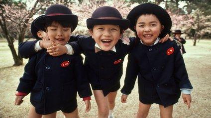 Японські діти - фото 1