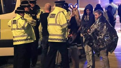 Теракт у Манчестері - фото 1