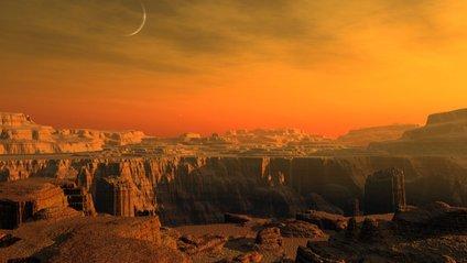 У NASA показали неймовірну панораму з Марса - фото 1