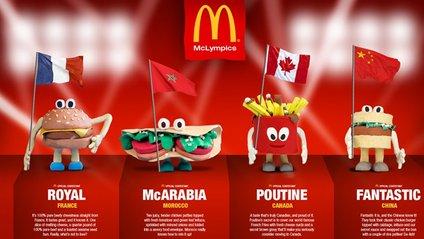 """McDonald's """"розпрощався"""" з Олімпійським комітетом - фото 1"""