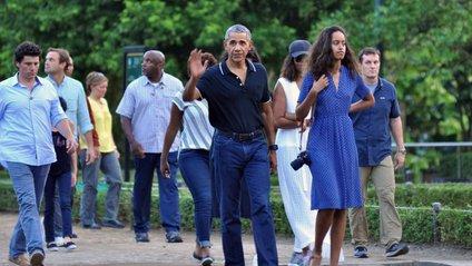 Сім'я Обами - фото 1