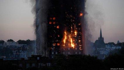 """Серіал """"Картковий будинок"""" передбачив масштабну пожежу в Лондоні - фото 1"""