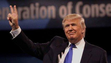 Дональд Трамп - фото 1