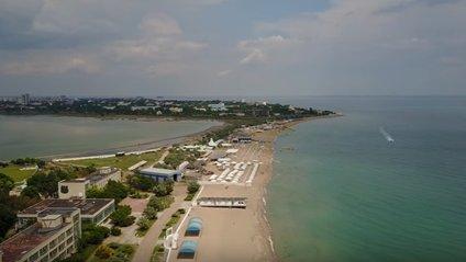 Пусті пляжі Криму - фото 1