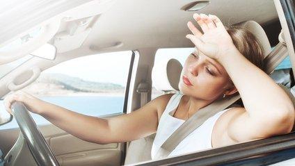 Що загрожує водіям у спеку? - фото 1