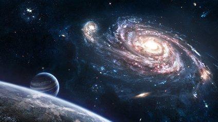 NASA показало найяскравіші галактики Всесвіту - фото 1