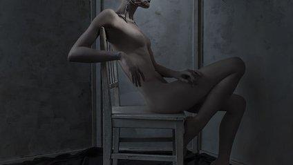 Модель з шокуючою зовнішністю здивувала мережу новою фотосесією - фото 1
