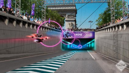 Paris Drone Festival 2017 - фото 1
