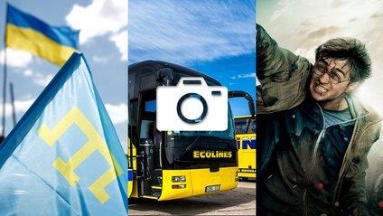 День кримськотатарського прапора та скандал через безвіз: 26 червня у трьох фото - фото 1