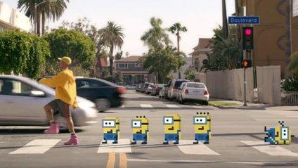 """Pharrell Williams випустив новий хіт для фільму """"Нікчемний я 3"""" - фото 1"""