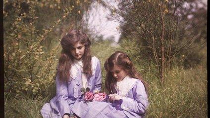 Як виглядають перші кольорові фото, зроблені майже 100 років тому - фото 1
