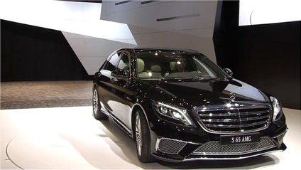 Mercedes-Benz - фото 1