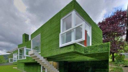 Як виглядає найзеленіше помешкання в Австрії: ефектні фото - фото 1
