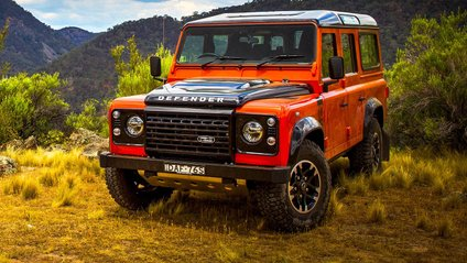 Land Rover Defender - фото 1