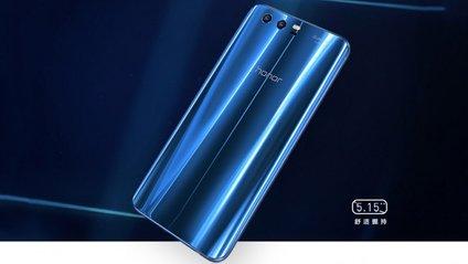 Huawei показала смартфон Honor 9 з подвійною камерою - фото 1
