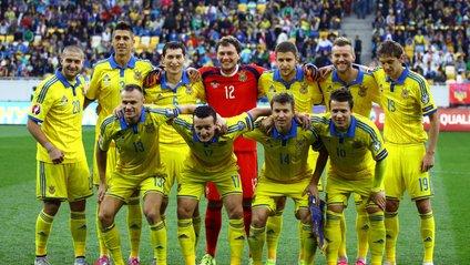 Збірна України - фото 1