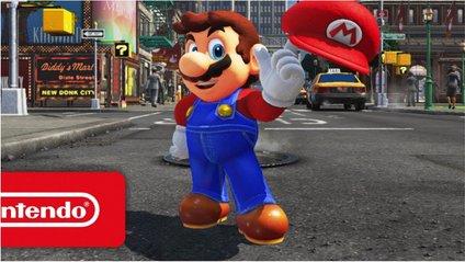 Super Mario Odyssey - фото 1