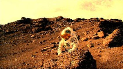 На Марсі класно - фото 1