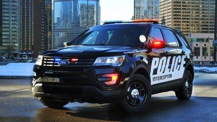 Ford Police Interceptor Utility - фото 1