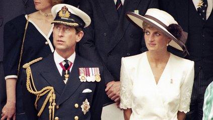 Леді Ді і принц Чарльз - фото 1