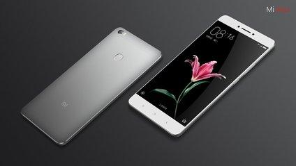 Xiaomi Mi Max - фото 1