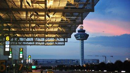 Аеропорт Чангі - фото 1