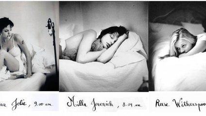 Як виглядають знамениті жінки вранці: ефектні фото - фото 1