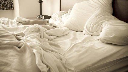Ліжко зранку - фото 1