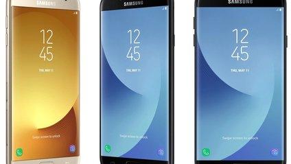 Samsung представила Galaxy J7 Pro і J7 Max - фото 1