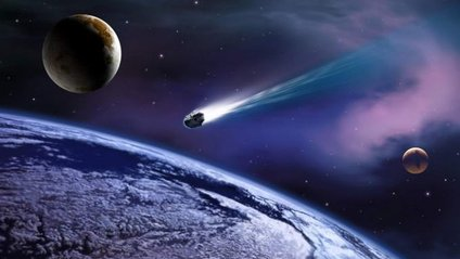 NASA виявило 10 потенційно небезпечних для Землі астероїдів - фото 1