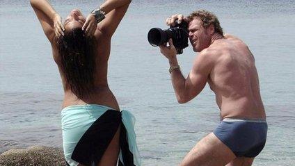 Зйомка для Playboy - фото 1