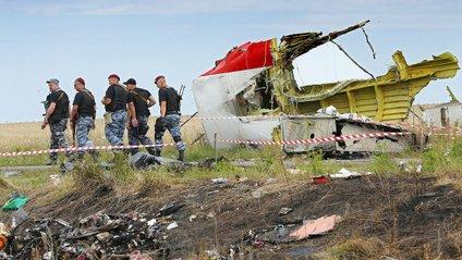 Катастрофа Boeing MH17 - фото 1