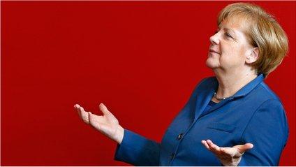 Фрау Меркель - фото 1