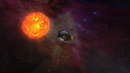Nasa`s Sun mission - фото 1