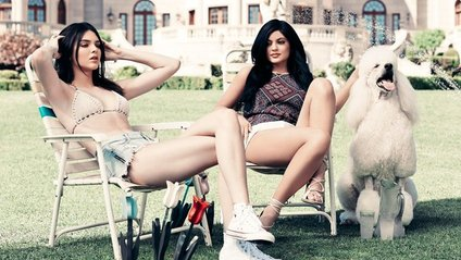 Kendall + Kylie - фото 1