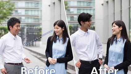 Японці створили одяг, який ховає чоловічі соски: фотофакт - фото 1