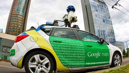 Google Street View - фото 1