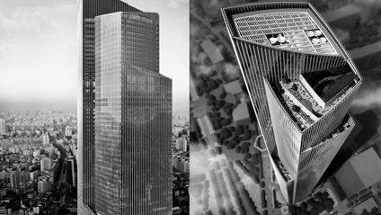 Величний CTF Finance Center - фото 1