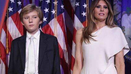 Родина президента - фото 1