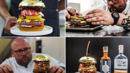 Як виглядає найдорожчий у світі бургер: апетитні фото - фото 1