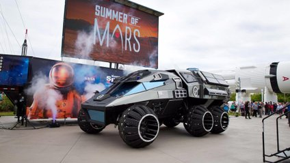 Mars Rover Concept - фото 1