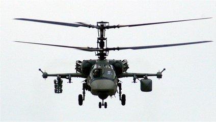 """Ка-52: число """"52"""" - це кількість метрів, яку здатен здолати гелікоптер - фото 1"""